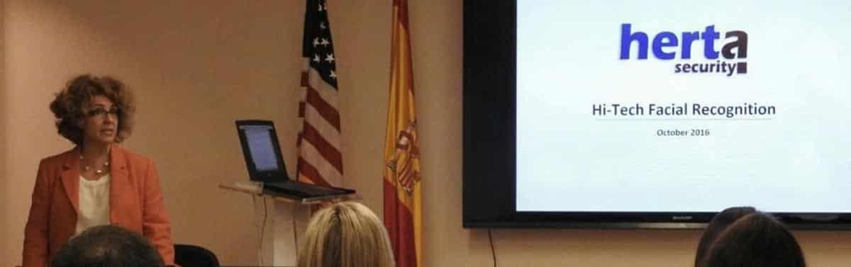 Herta Spanish Embassy USA