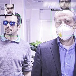 Herta launches a new technology that allows facial identification even with a mask