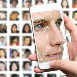 Herta, the facial scanner to identify the bad guys