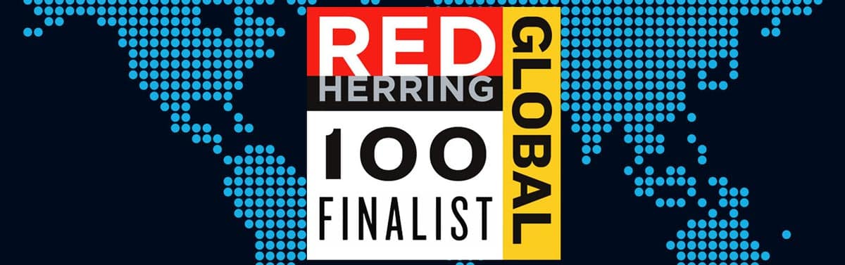 Herta Security is a Finalist for the 100 Global Award